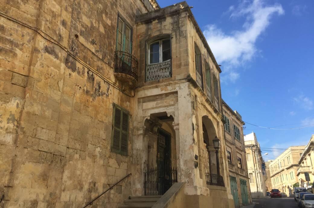 Queen-Villa auf Malta