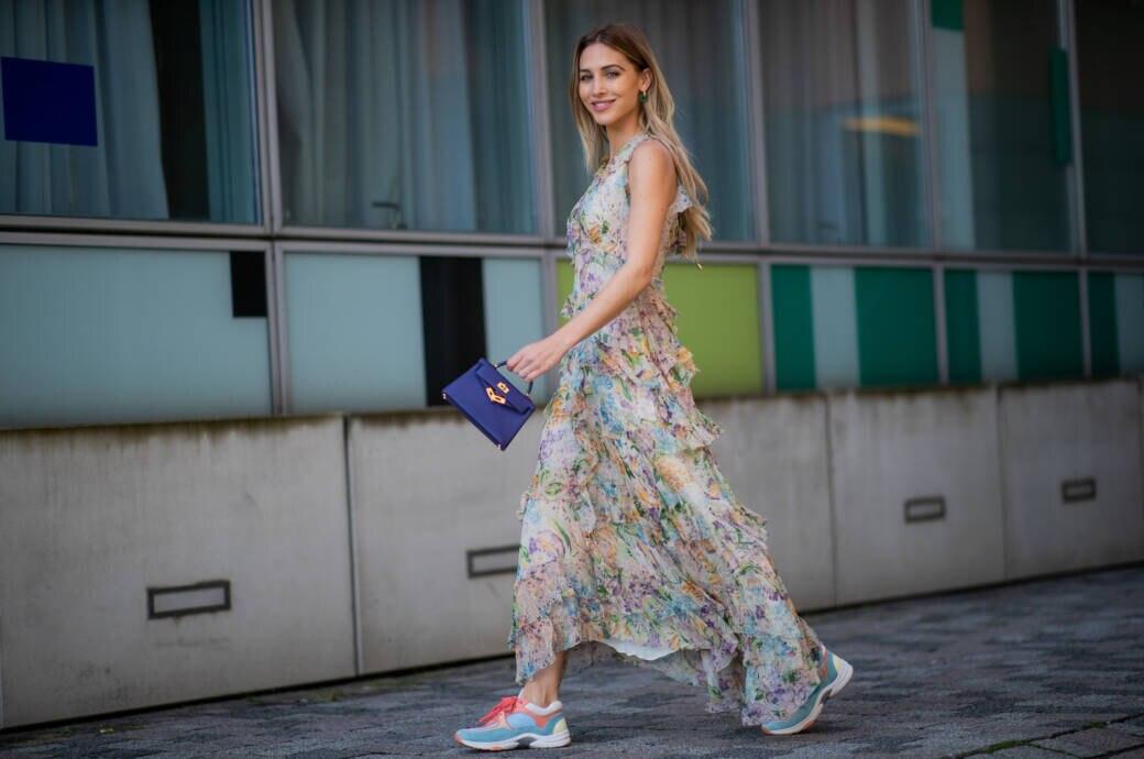 Rüschen, Volants, Glockenärmel – die schönsten Kleider für den Sommer