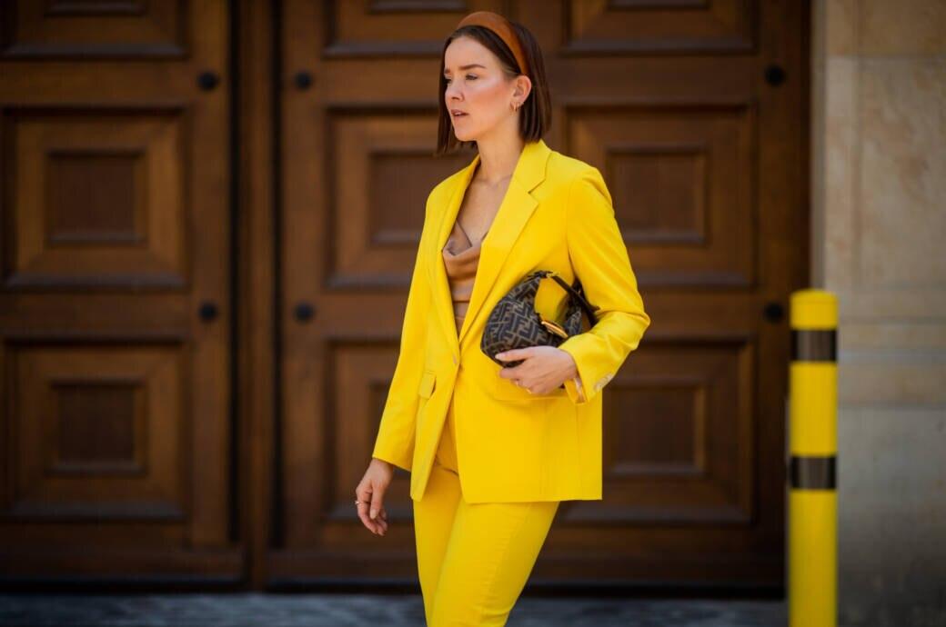 Sommer-Trendfarbe! Mit diesen Tipps steht Gelb jedem