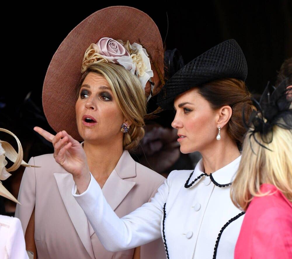 Máxima der Niederlande, Herzogin Kate