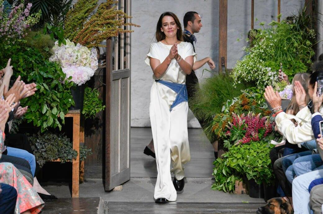 Monegassen-Tochter Pauline Ducruet ist jetzt Mode-Designerin