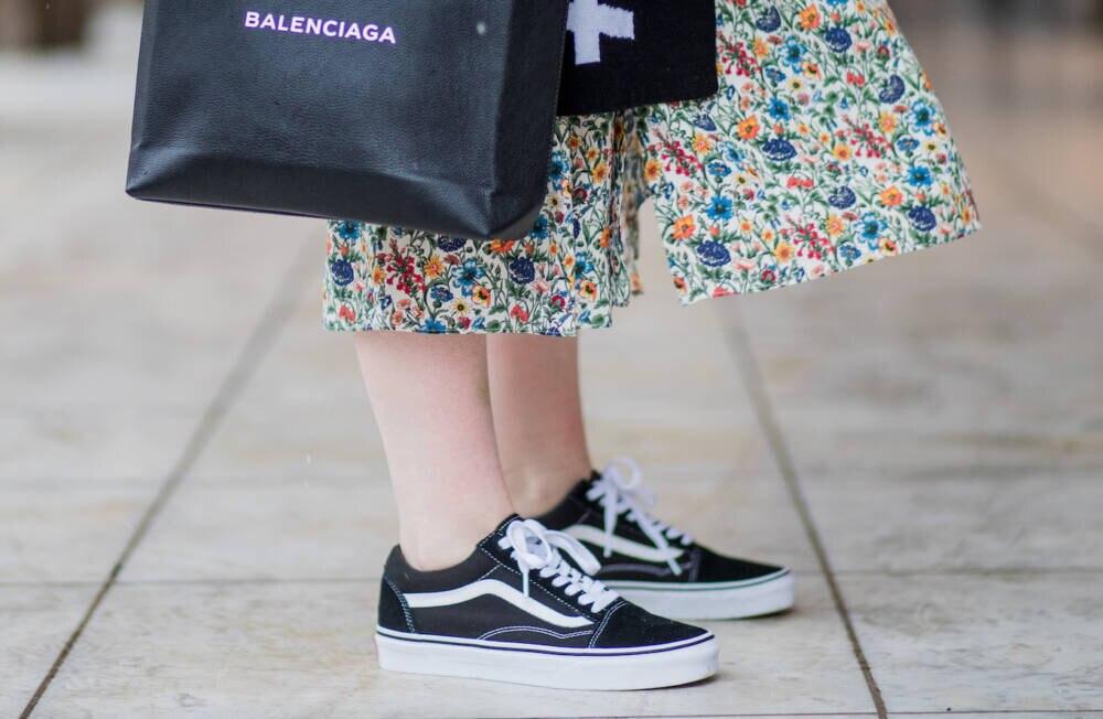 reputable site efff4 9ca50 Die Sneaker-Trends 2019 für Frauen | STYLEBOOK