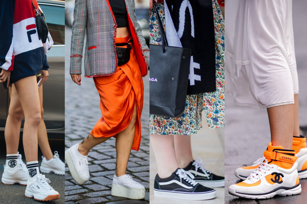Die Sneaker Trends Für 2019 FrauenStylebook rxWBQedCoE