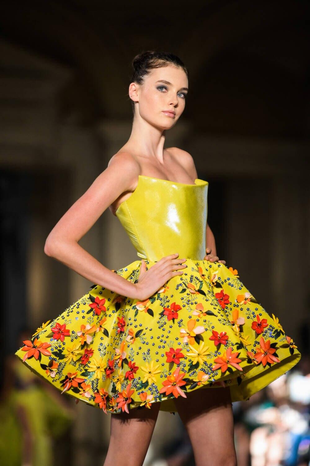 GNTM-Gewinnerin Céline ist international gefragtes Model