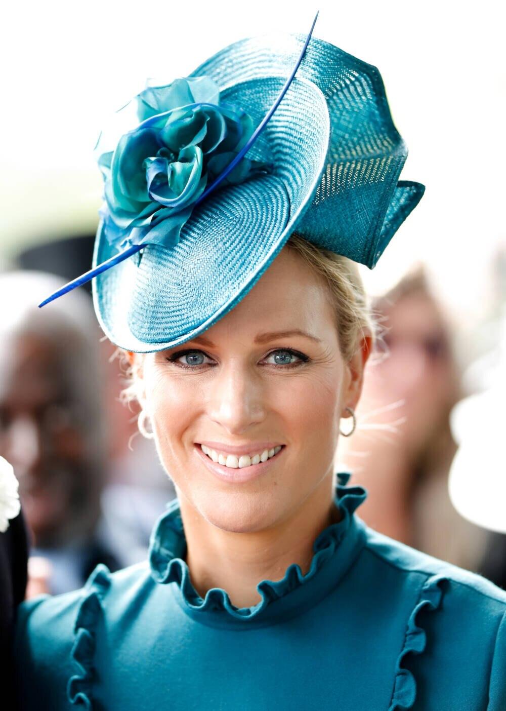 Zara Tindall beim Royal Ascot