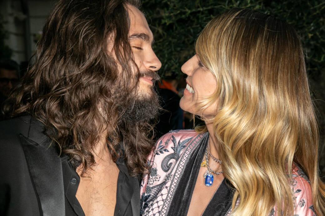 Wow! Heidi Klum zündet Liebesfeuerwerk auf Instagram