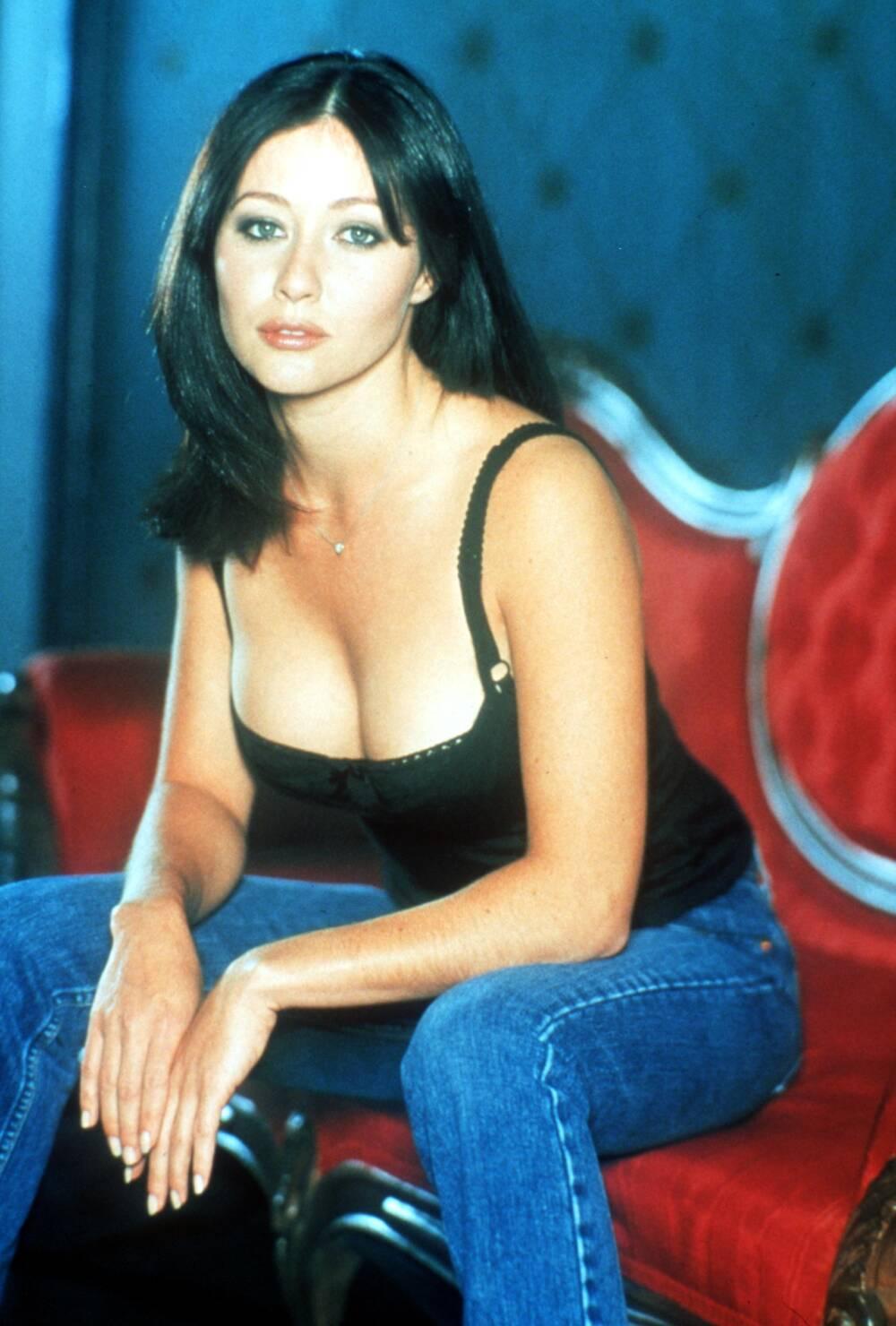 """Shannen Doherty als Prue in """"Charmed"""" 1999"""