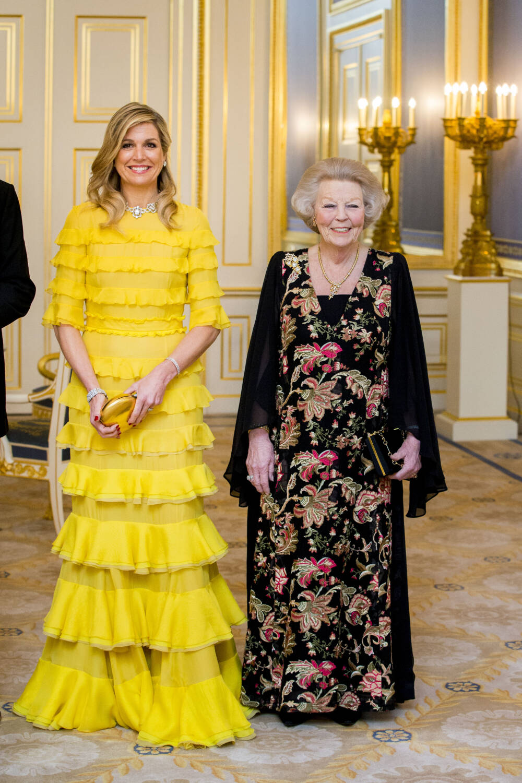 Königin Máxima, Prinzessin Beatrix