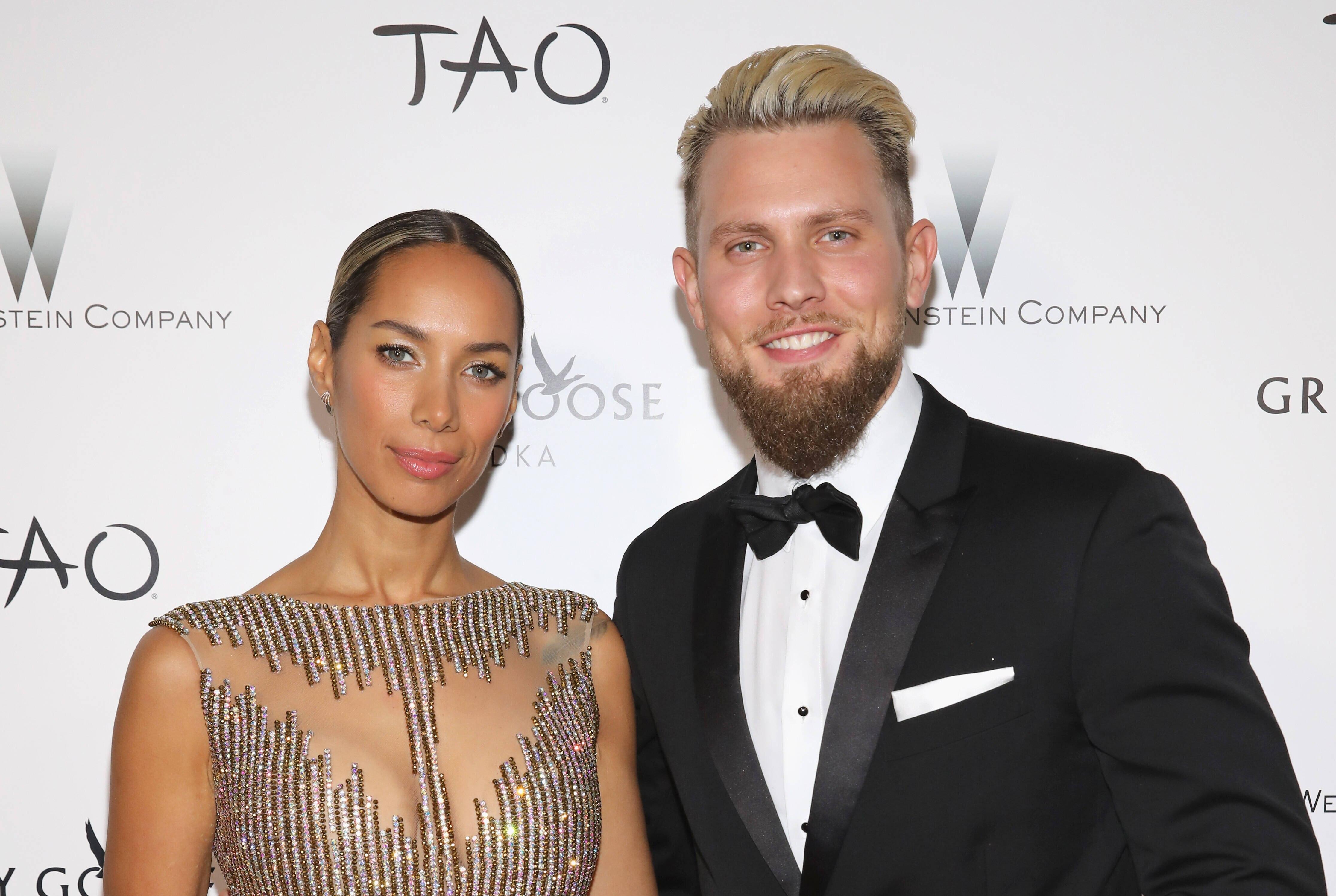 Wer ist eigentlich Leona Lewis' Ehemann Dennis Jauch?