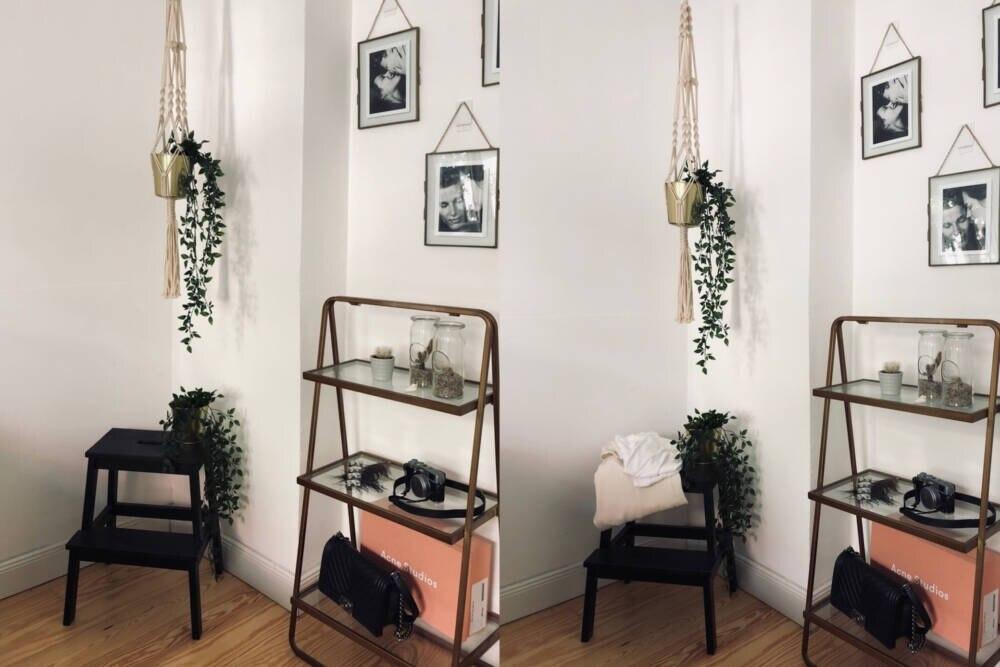 Der Klamottenstuhl von Antonia Wesseloh