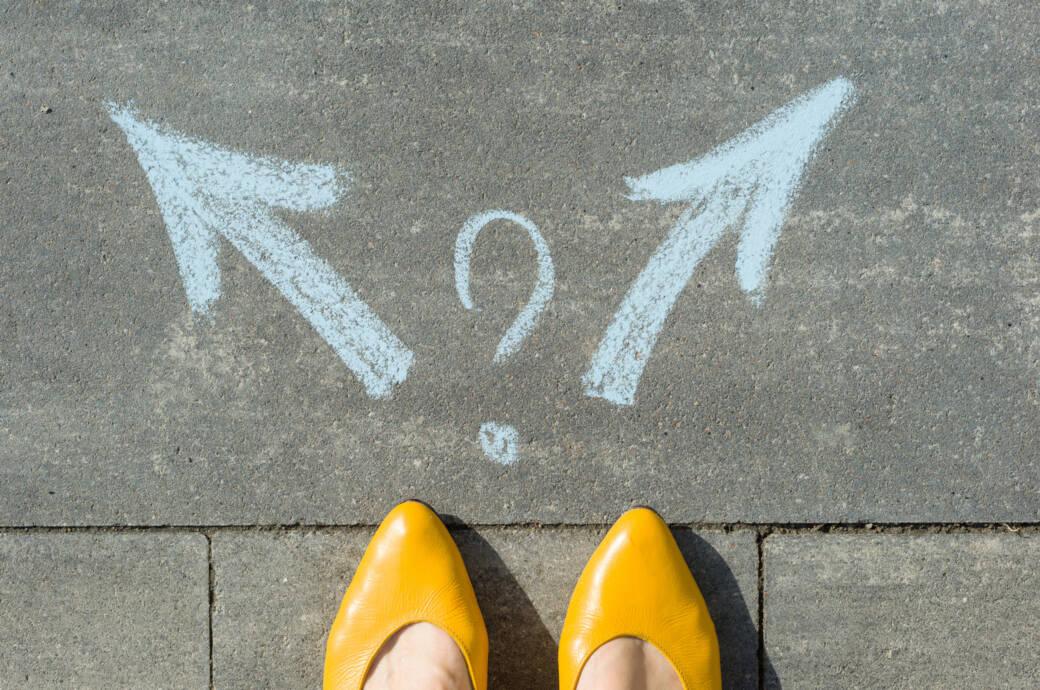 5 Tipps, die uns das Entscheidungen treffen leichter machen