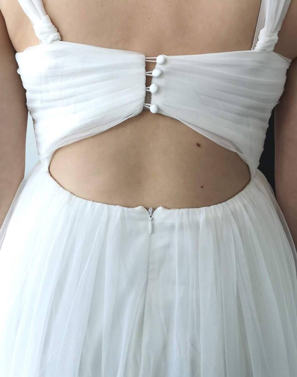 Brautkleid von H&M