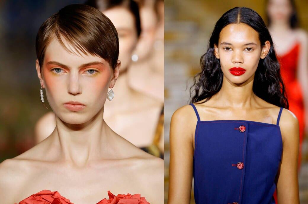 Make-up-Trends auf der NY-Fashion Week
