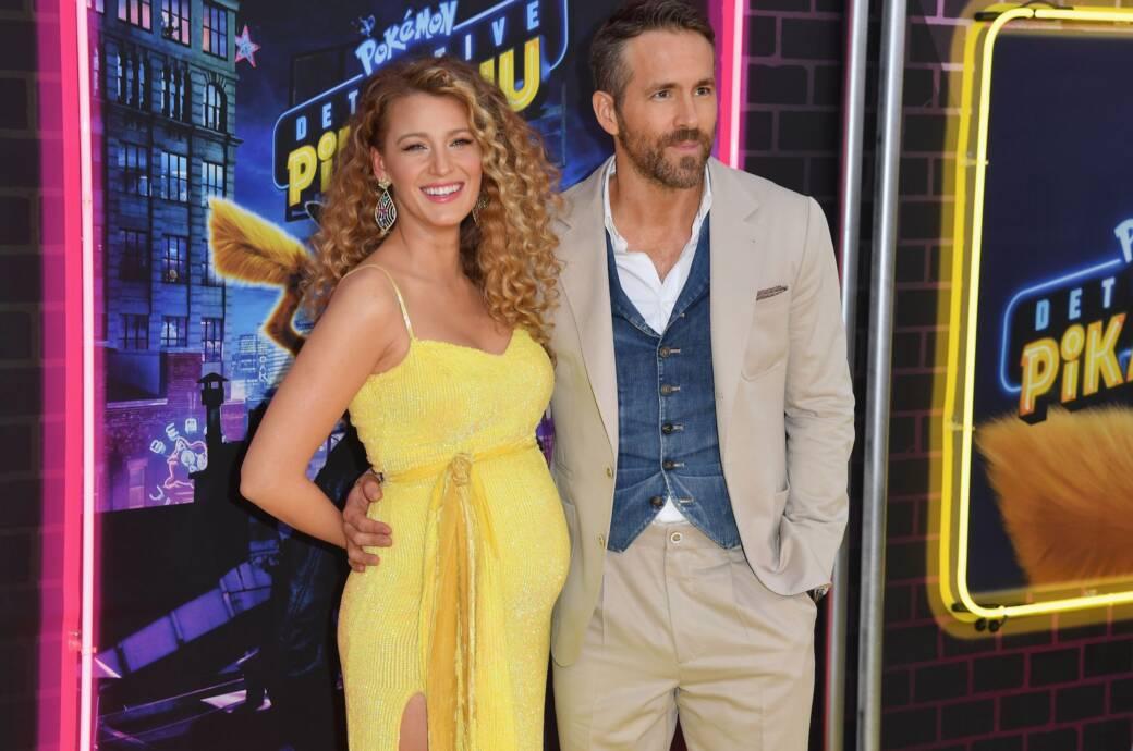 Ryan Reynolds und Blake Lively zeigen erstmals ihr neugeborenes Baby