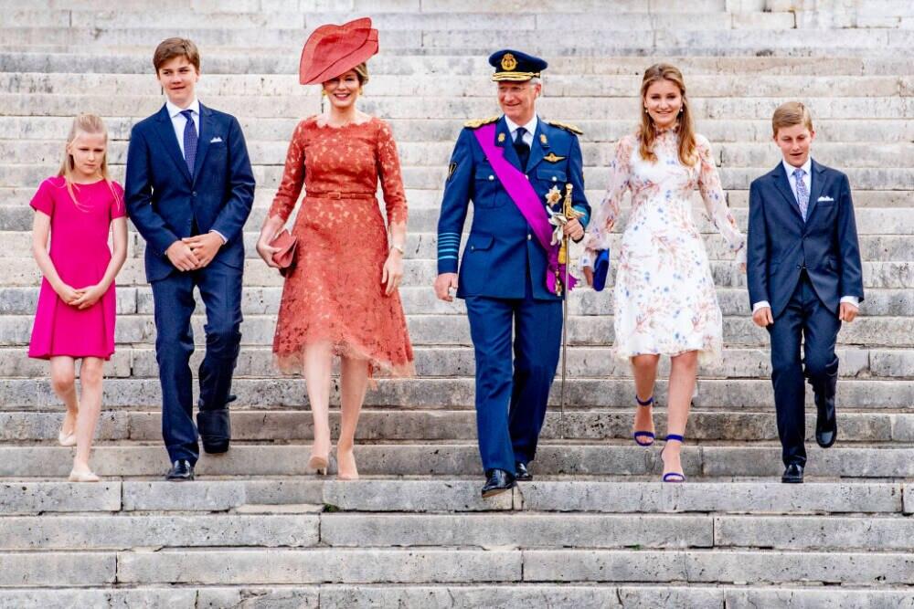 Belgische Royals