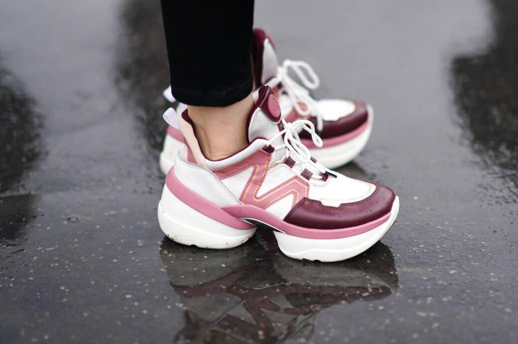 Trekking, Retro, High Top, Ugly: Die Sneaker Trends für