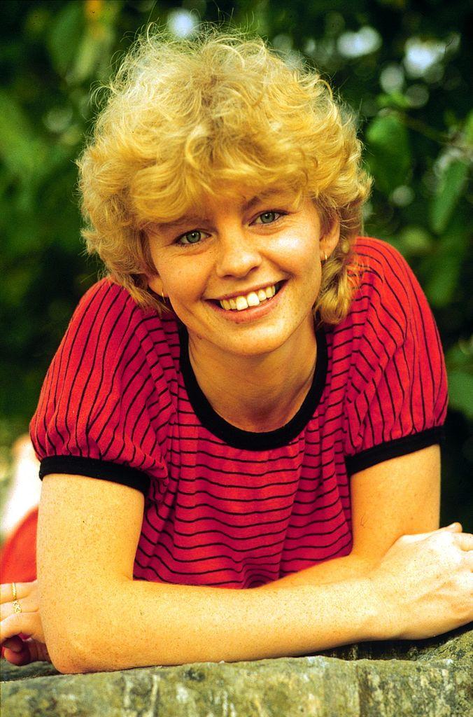 Inger Nilsson Teenager