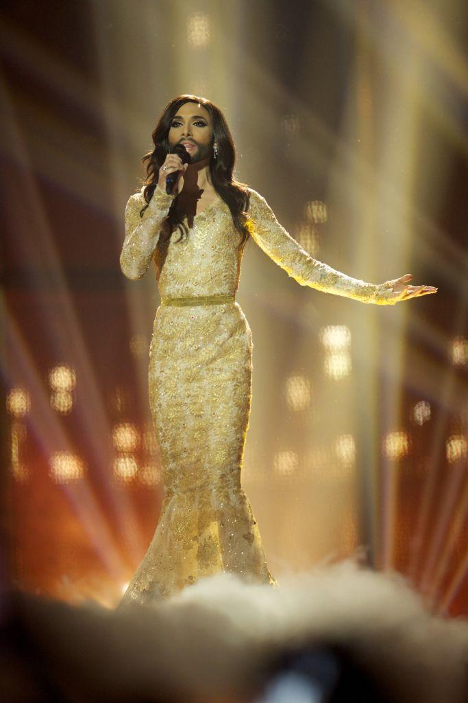 Die krasse Style-Evolution von Conchita Wurst