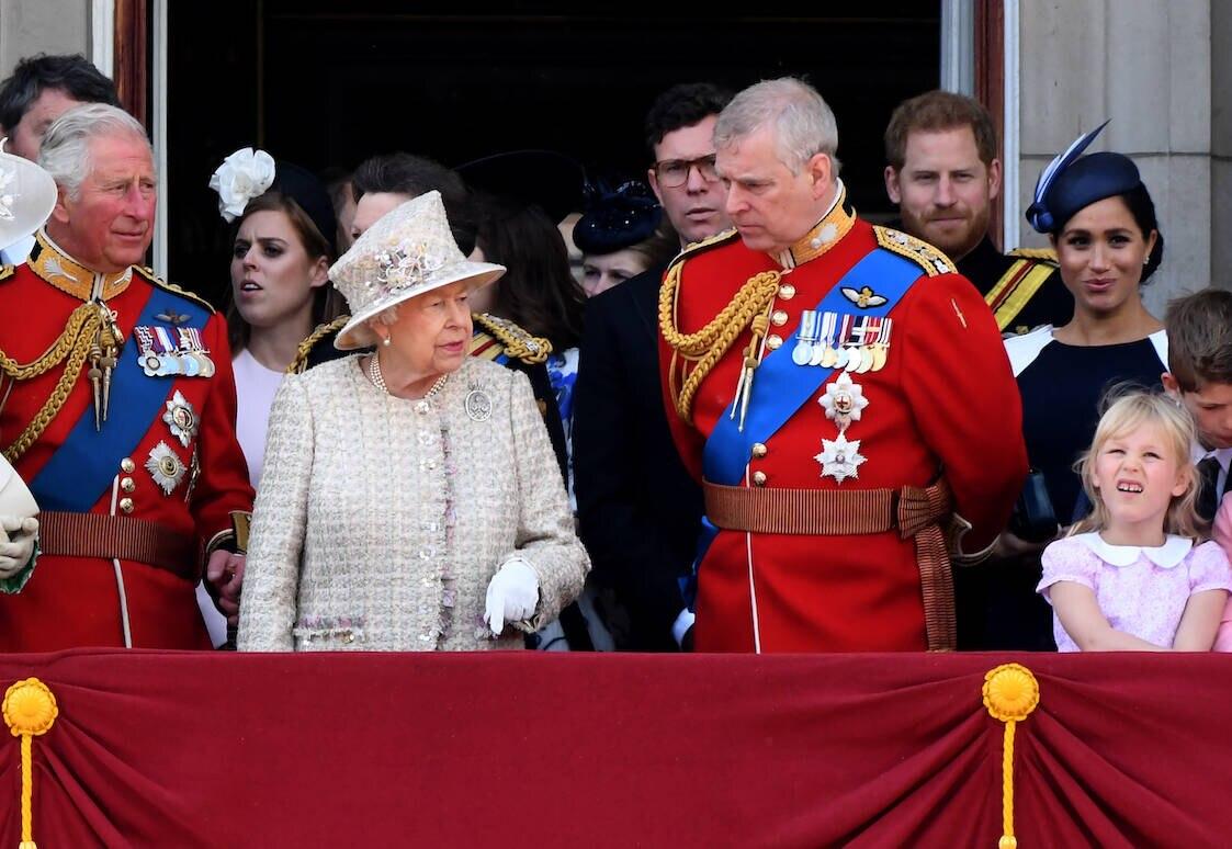 Sexskandal Bruderstreit – das Horrorjahr der britischen Royals