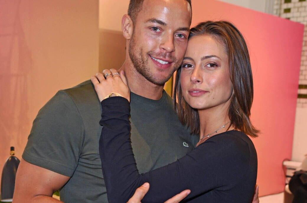 Andrej Mangold und seine Freundin Jennifer Lange