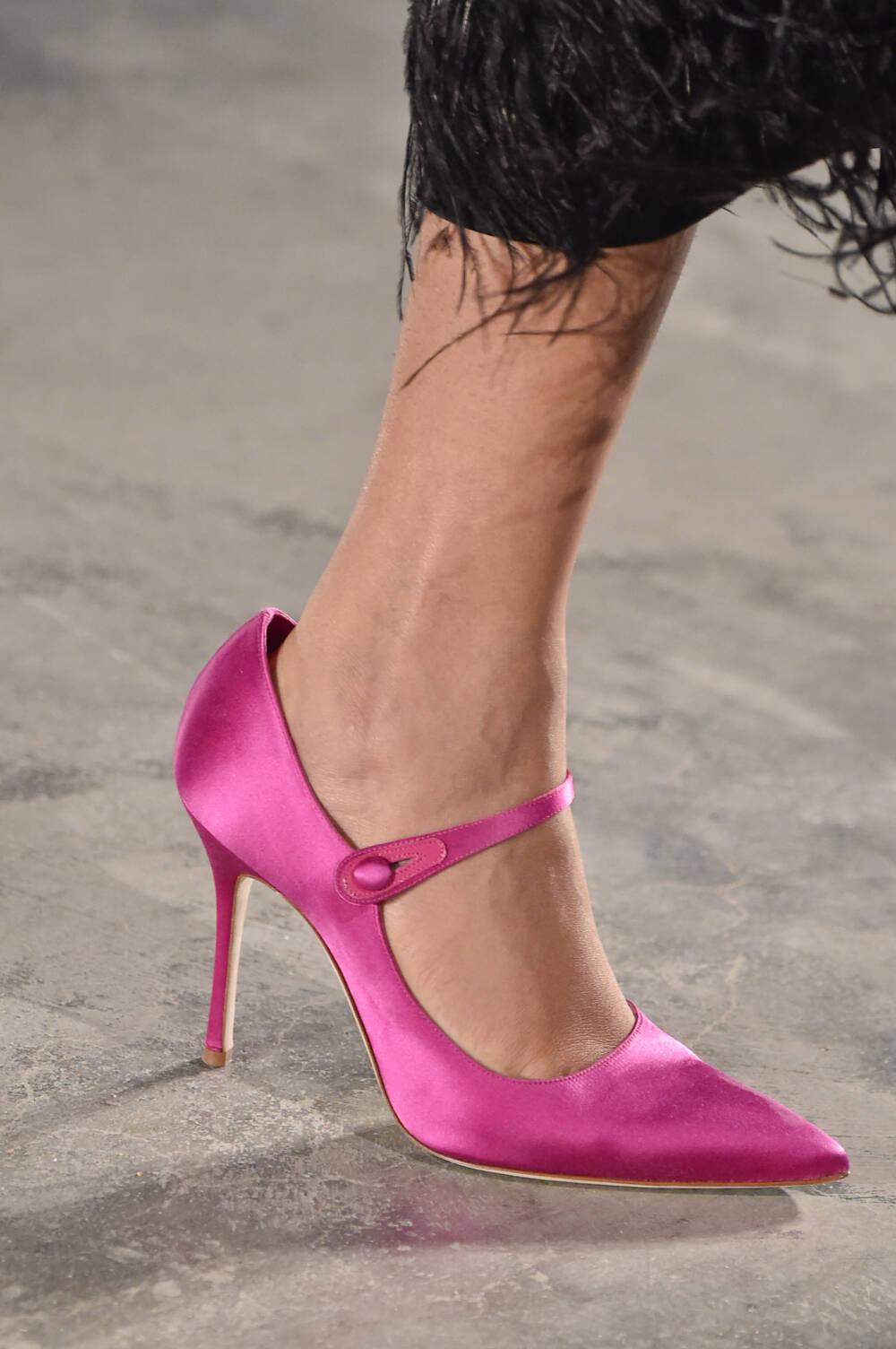 Mary Jane Schuhe bei Jason Wu