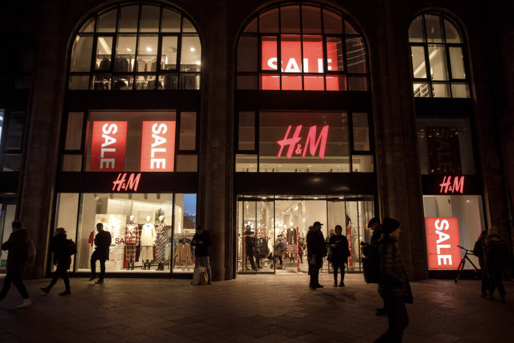 H&M-Store