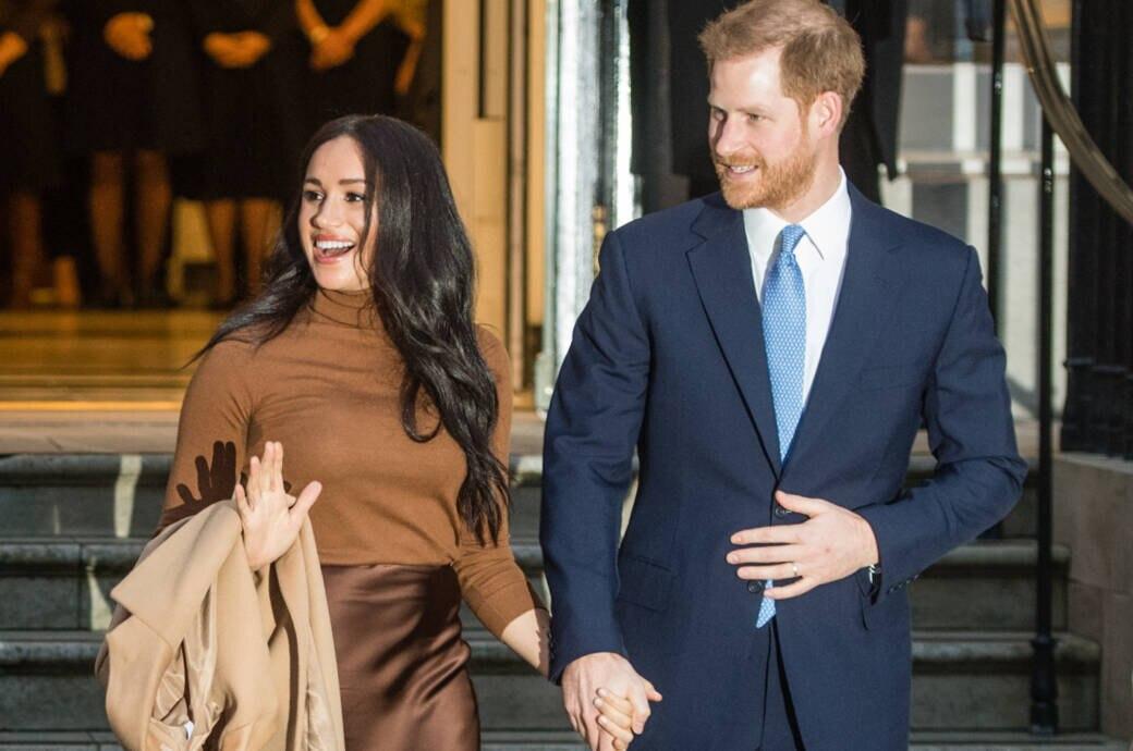 Harry und Meghan wollen keine wichtige Rolle mehr im Königshaus