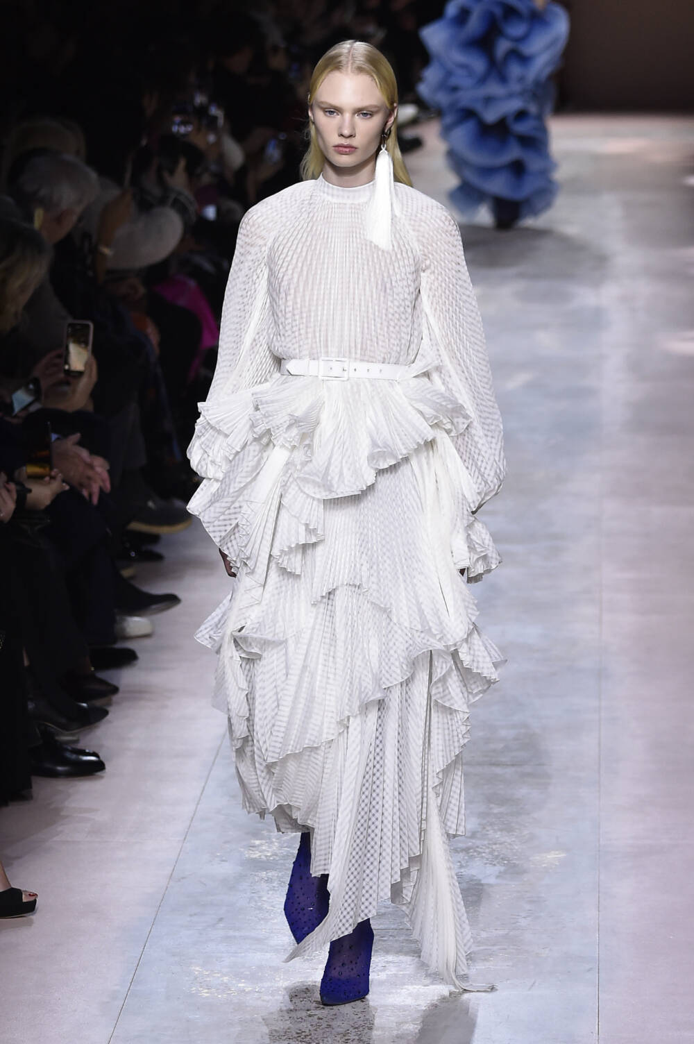 Model bei Givenchy