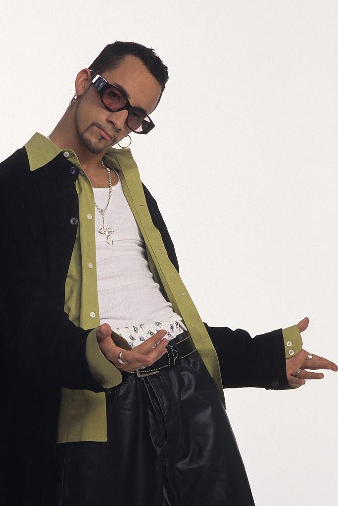 AJ McLean 1996