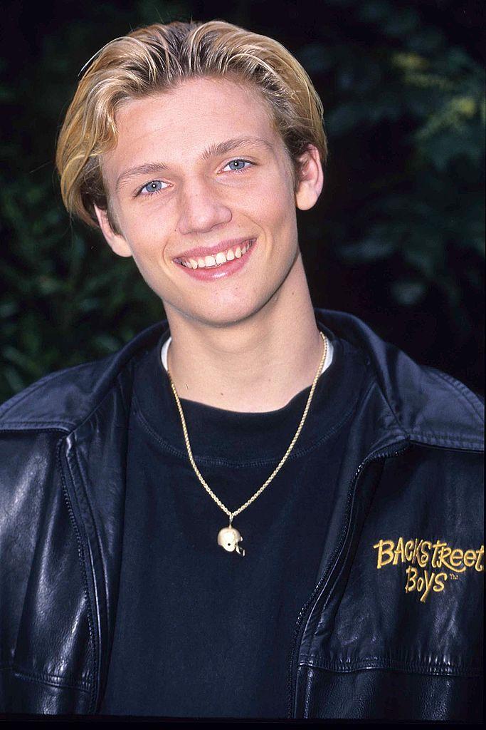 Nick Carter 1996