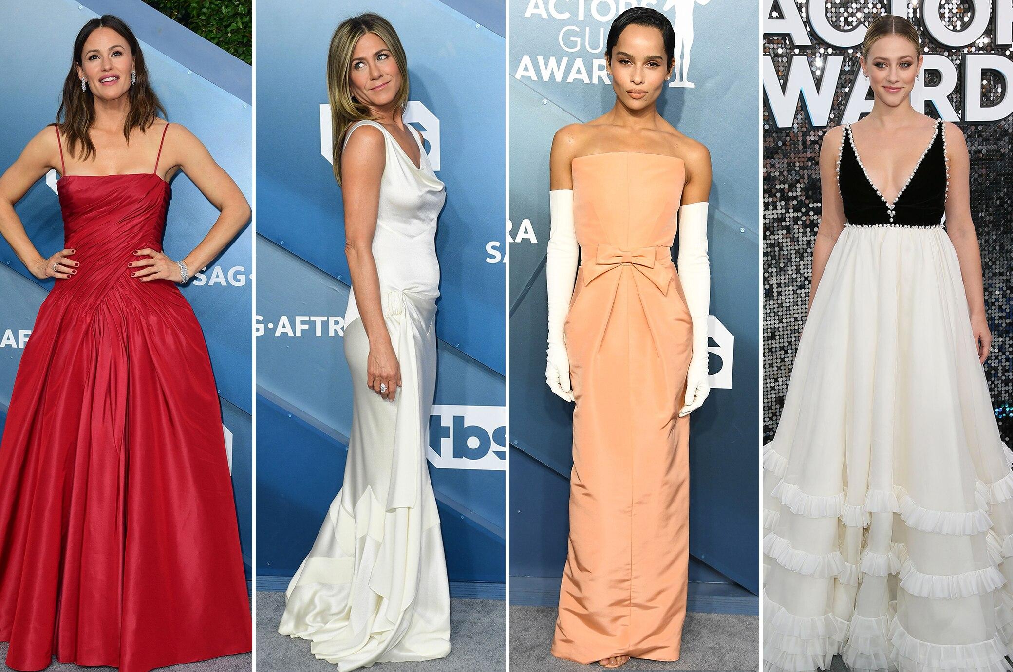 Stimmen Sie ab! Wer hatte den schönsten Look bei den SAG-Awards?