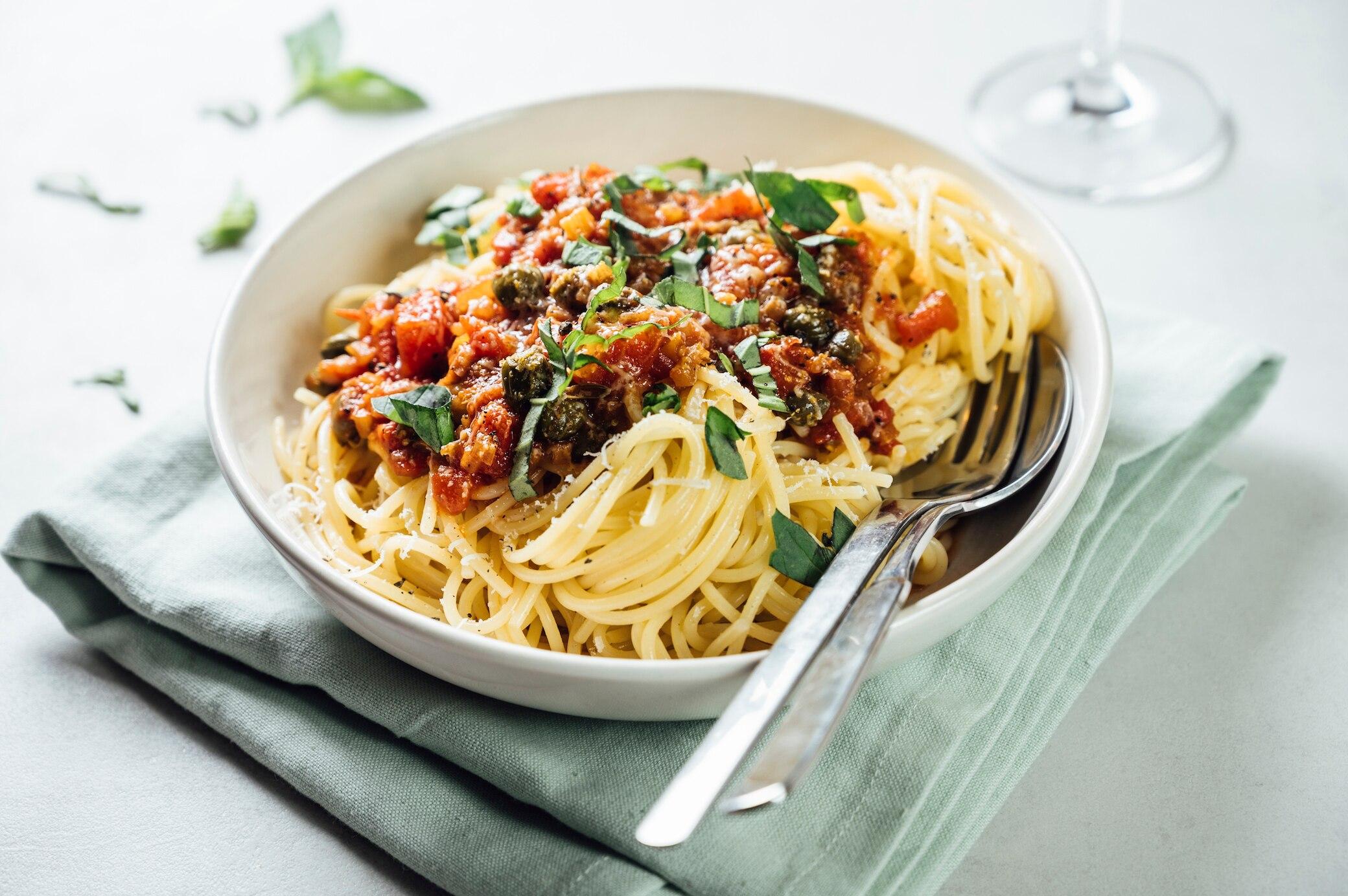 Pasta macht fett oder schlank