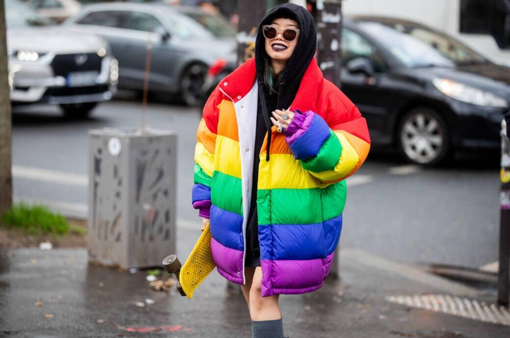 Trend-Teil Puffer Jacket | So trägt man die neuen XXL
