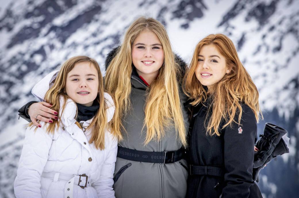 Prinzessin Ariane, Prinzessin Amalia und Prinzessin Alexia