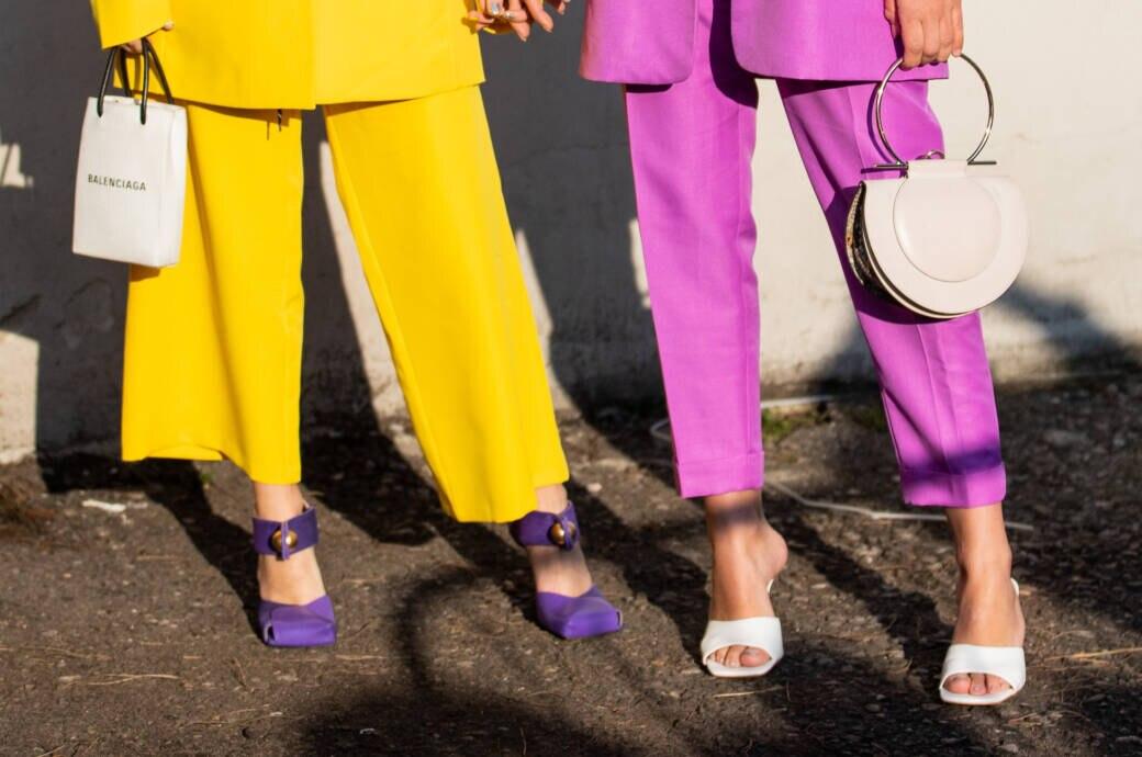 Von Chunky Flats bis Mules: Diese Schuhe trägt SIE im Frühling