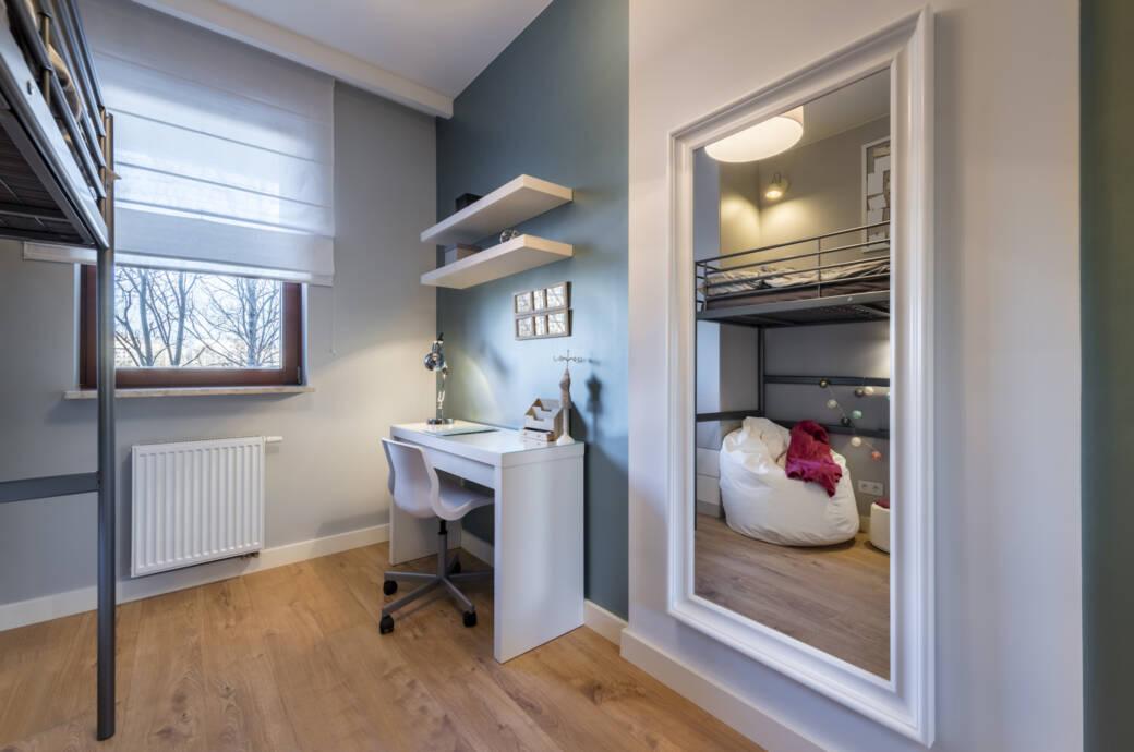 Kleine Zimmer einrichten: sieben Tricks und Tipps
