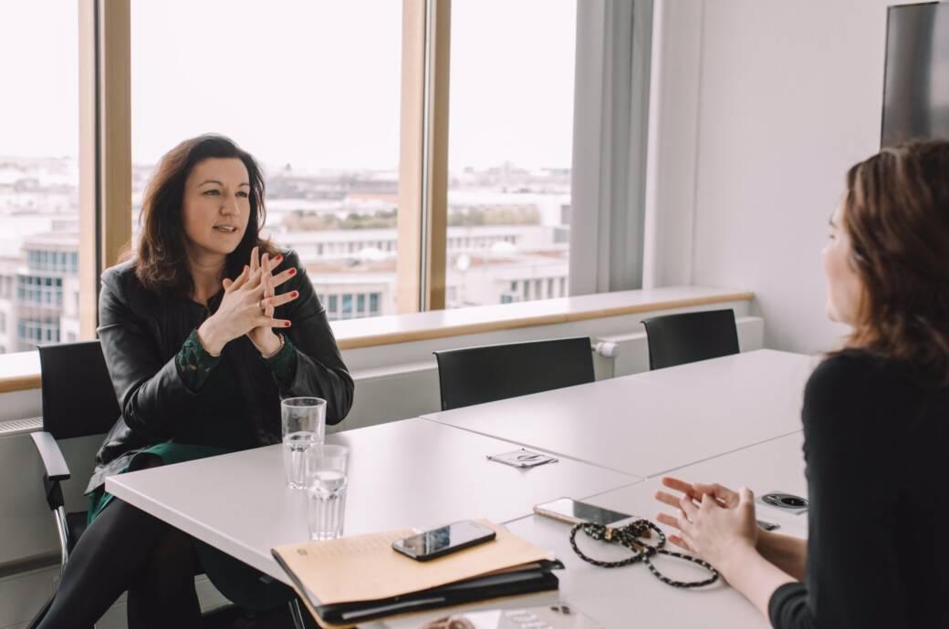 Dorothee Bär im STYLEBOOK-Interview