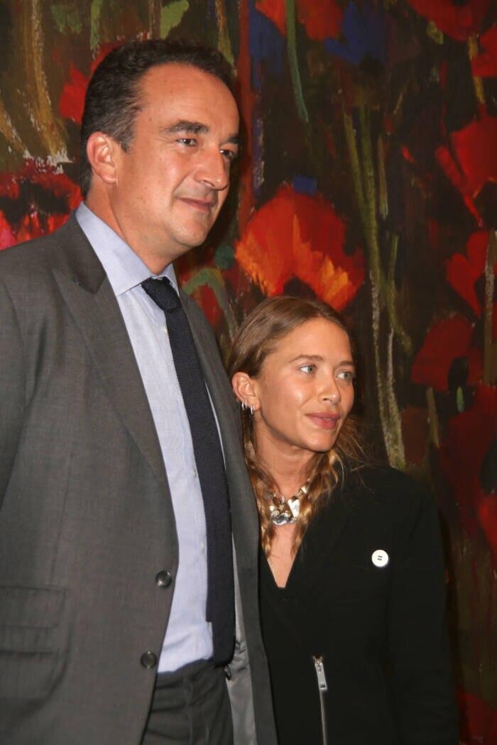 Mary Kate Olsen und Olivier Sarkozy