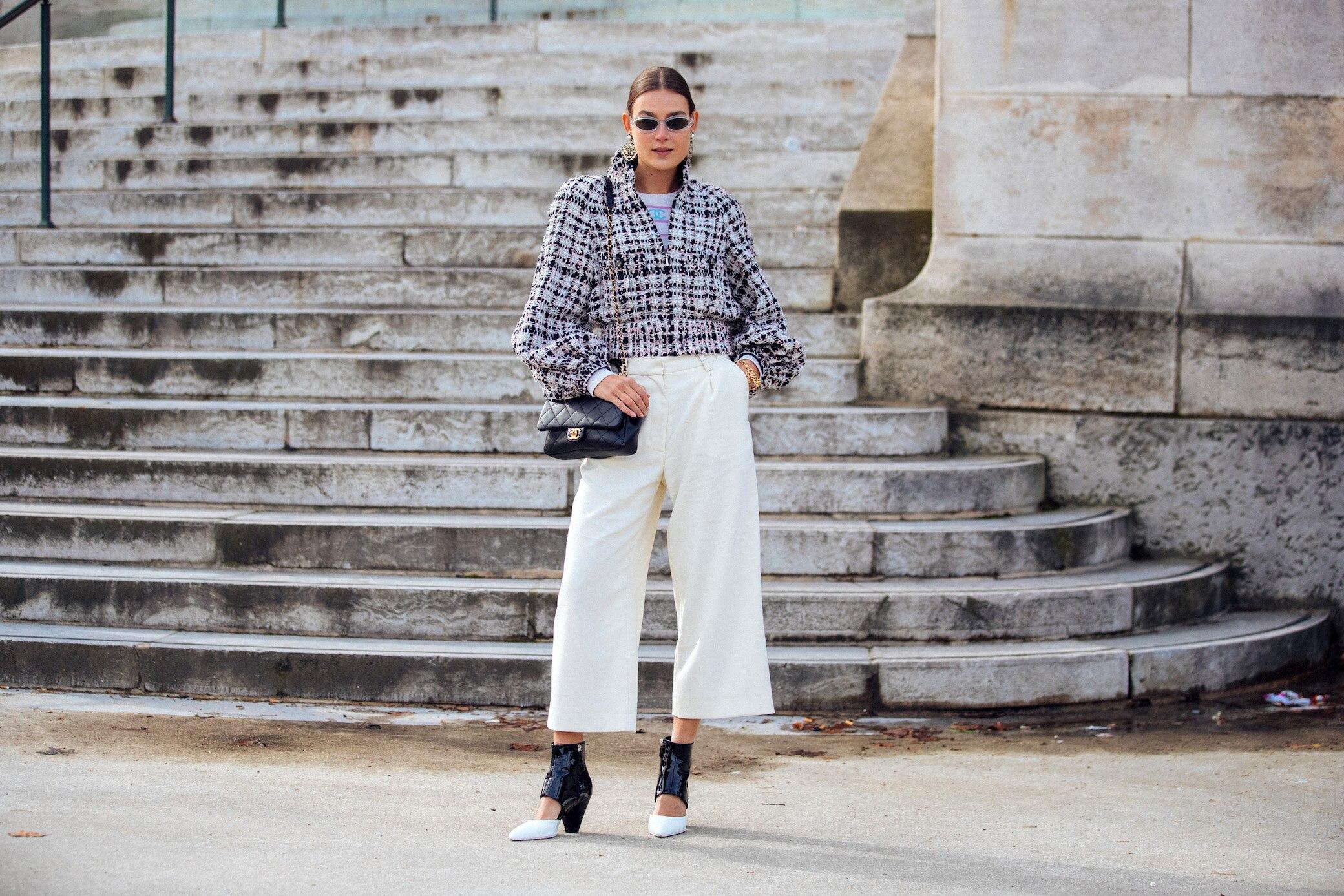 Culottes: So werden die halblangen Hosen richtig getragen