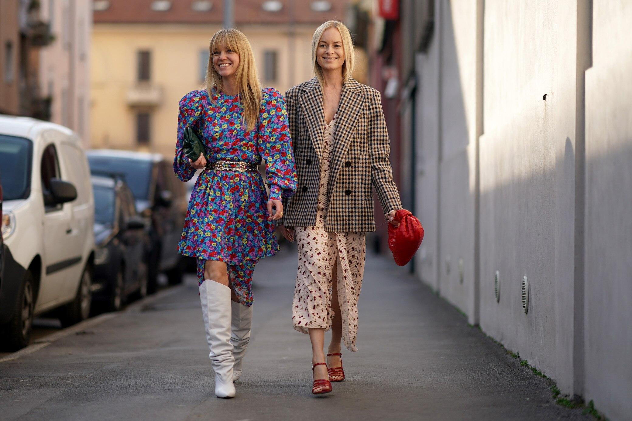 Sommerkleider von Strick bis Tunika: So trägt man die Trends