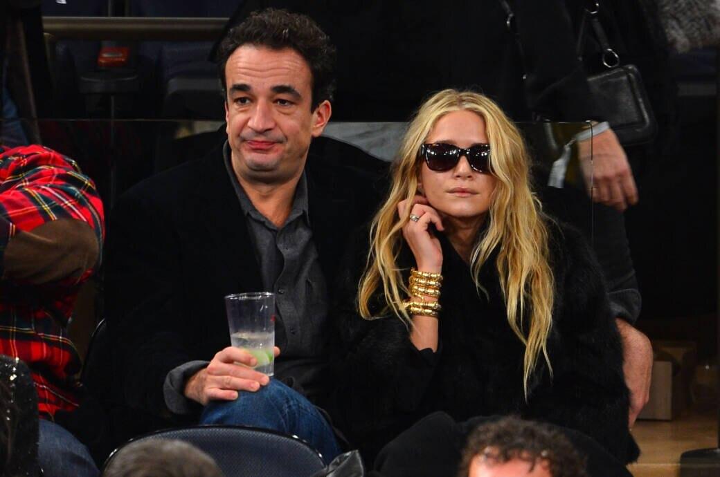 Olivier Sarkozy udn Mary-Kate Olsen