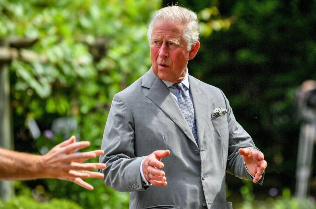 Prinz Charles: Erster Auftritt seit Covid-19-Erkrankung