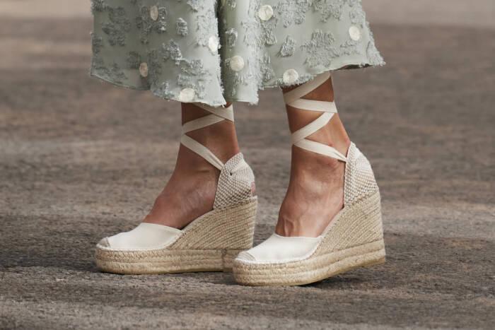 Letizias Schuhe