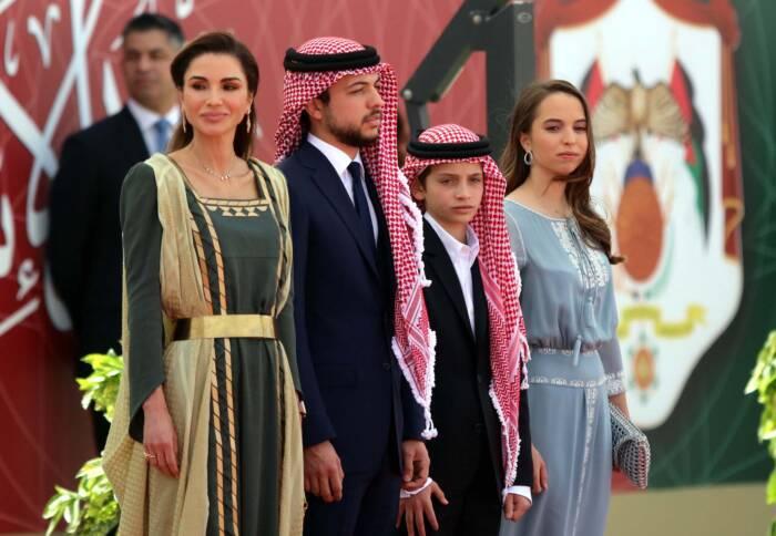 Jordaniens Royal Family