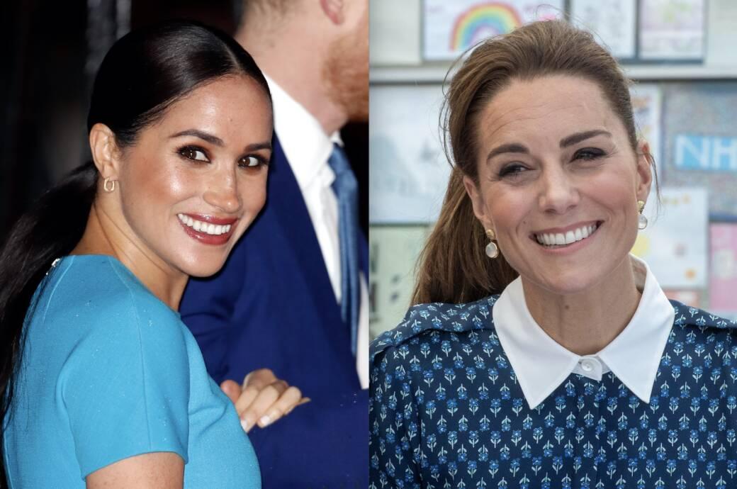 Kate und Meghan überraschen mit neuen Frisuren