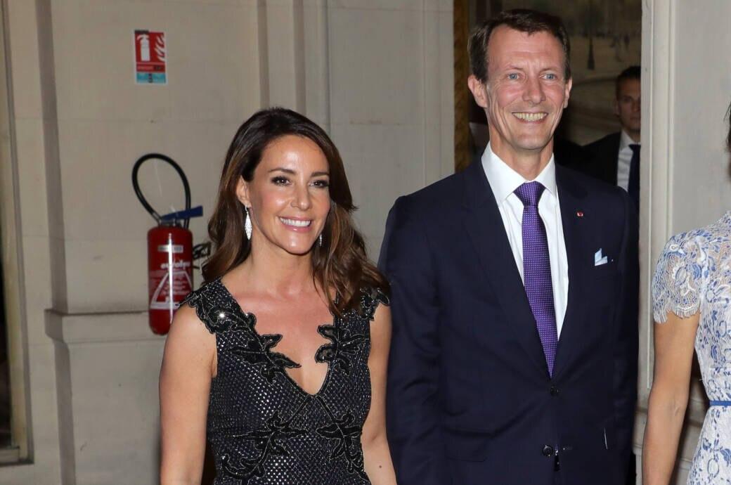 So geht es Prinz Joachim von Dänemark nach seiner Hirn-OP