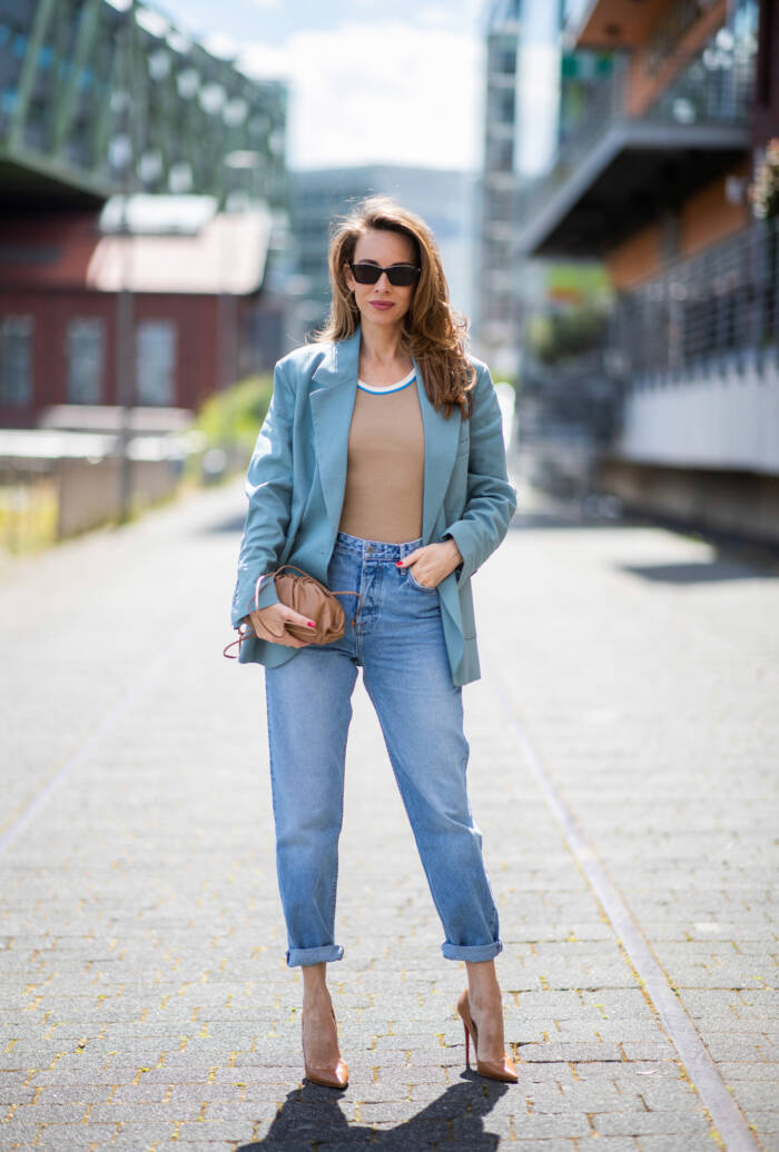 Frau High Waist Jeans