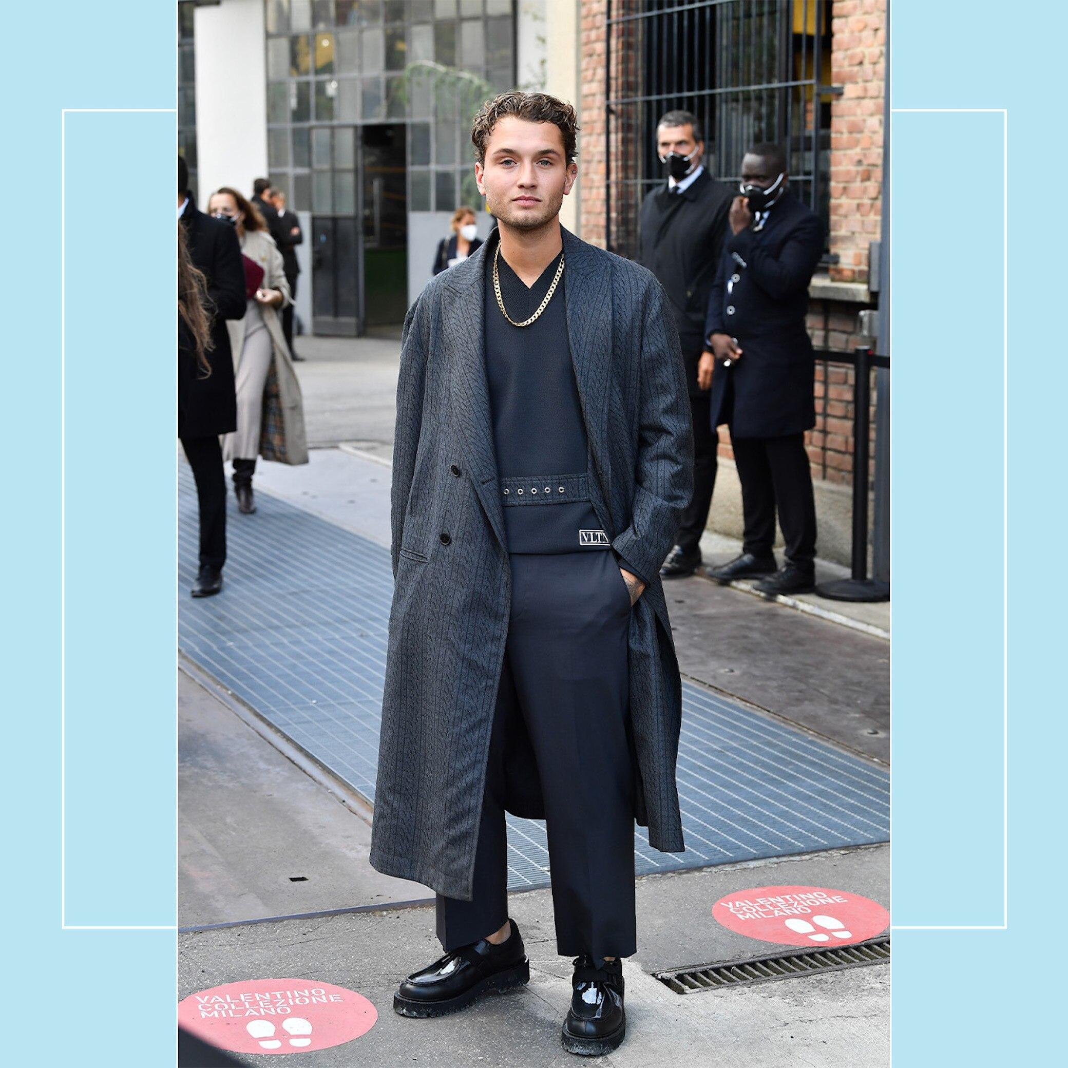 Jude Laws gute Gene! Sohn Rafferty ist ganz schön stylisch