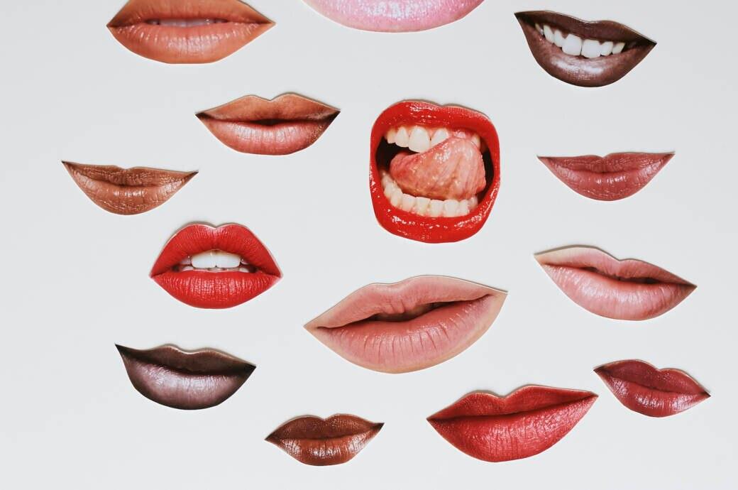 Das verraten die Lippen über unsere Gesundheit