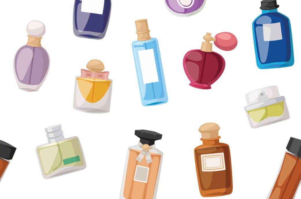 Parfum Illustration